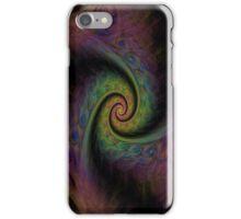 Muted Spirals iPhone Case/Skin