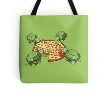 Hungry Hungry Turtles Tote Bag