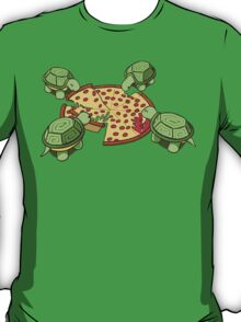 Hungry Hungry Turtles T-Shirt