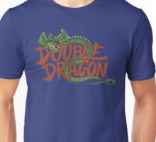 DOUBLE DRAGON - MASTER SYSTEM ART BOX Unisex T-Shirt