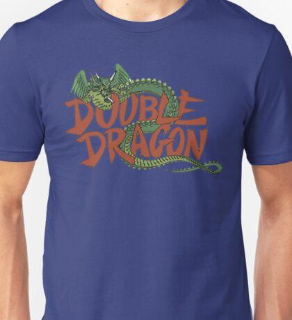 DOUBLE DRAGON - MASTER SYSTEM ART BOX Unisex T-Shirt