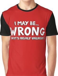 I may be wrong but it's highly unlikely. Graphic T-Shirt