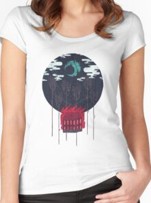 The Most Beautiful Night of All Women's Fitted Scoop T-Shirt
