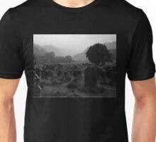 Graveyard (O071015g) Unisex T-Shirt