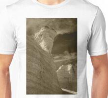 Monument Rocks, Kansas Unisex T-Shirt