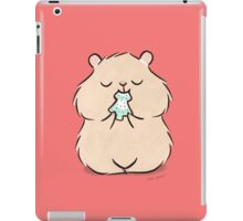 Christmas Cookie Hamster iPad Case/Skin