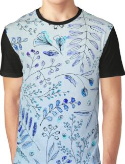Flowers 4 Graphic T-Shirt