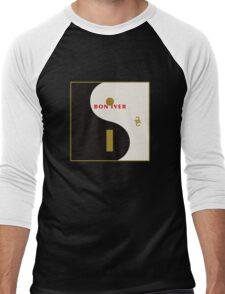 Bon Iver ~ 22 , A Million ~ Men's Baseball ¾ T-Shirt