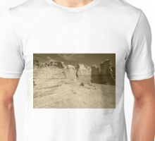 Monument Rocks, Kansas 2 Unisex T-Shirt