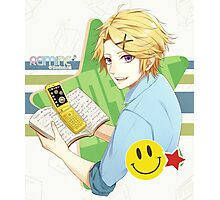 Yoosung Star Photographic Print