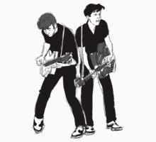 John and Paul by andlatitude