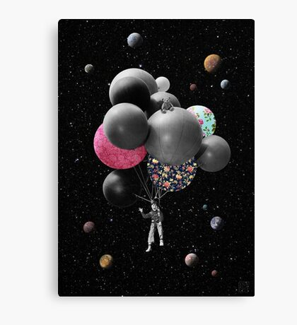 When kids dream Canvas Print