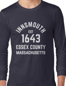 Innsmouth Est 1643 Long Sleeve T-Shirt