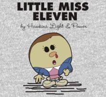 Little Miss Eleven One Piece - Short Sleeve