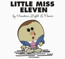 Little Miss Eleven Baby Tee