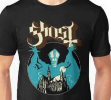 ghost castle Unisex T-Shirt