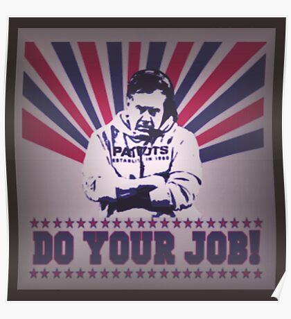 do ur job Poster