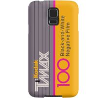 Camera Film Kodak TMax Vintage Film Samsung Galaxy Case/Skin