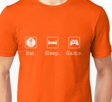 Eat. Sleep. Game. - Xbox Unisex T-Shirt