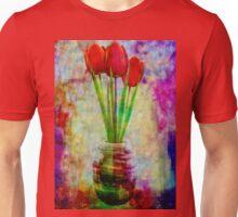 Three Tulips Unisex T-Shirt