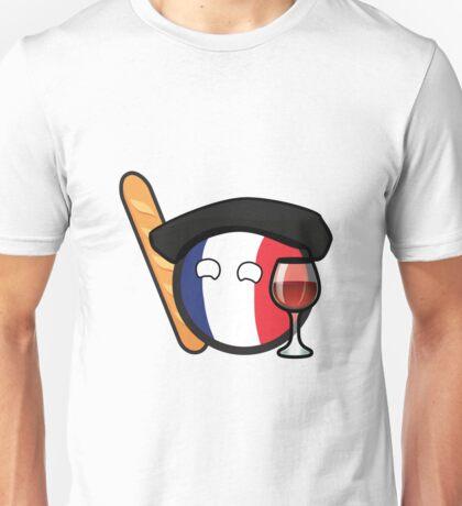 Franceball Unisex T-Shirt