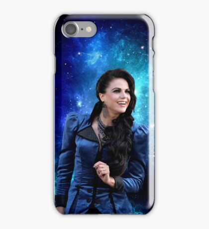 The queen in the stars iPhone Case/Skin