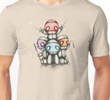 Teenage Mutant Ninja Plush Unisex T-Shirt