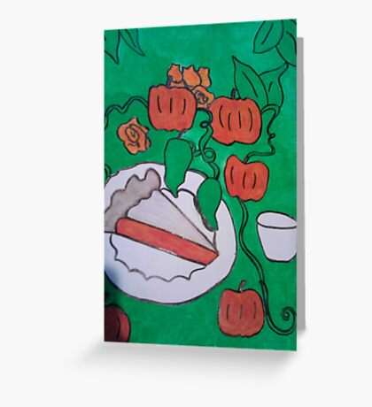 Fall Season Collection 1 Greeting Card