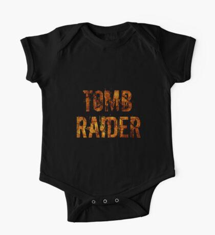 Tomb Raider One Piece - Short Sleeve