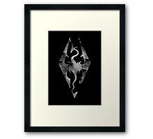 Emblem Framed Print