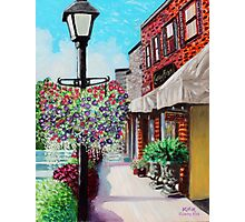 'Mainstreet, Blowing Rock' Photographic Print