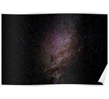 Milky Way Poster