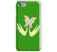 Butterfly is free iPhone Case/Skin