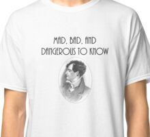 Lord George Byron Classic T-Shirt