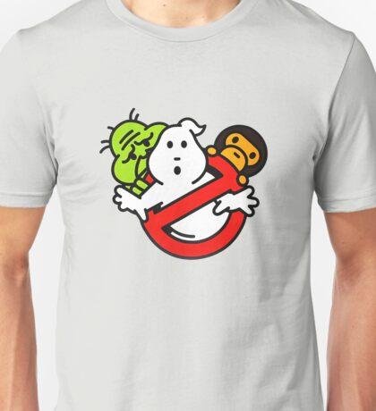 Bape Milo A Beating Ape X Ghostbuster Unisex T-Shirt