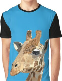 Proud Giraffe  Graphic T-Shirt