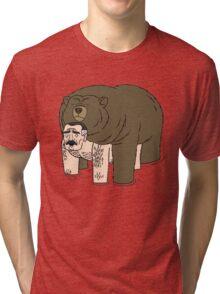 Ugly Americans - Jimmy Bear Hug Tri-blend T-Shirt