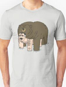 Ugly Americans - Jimmy Bear Hug T-Shirt