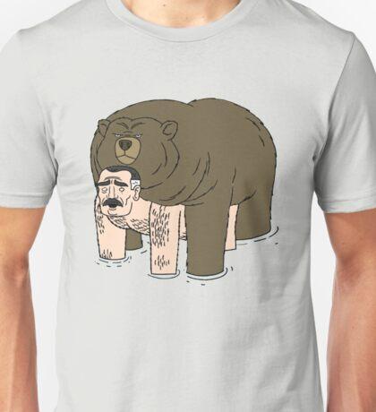 Ugly Americans - Jimmy Bear Hug Unisex T-Shirt