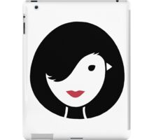 Bird & Girl Illusion iPad Case/Skin