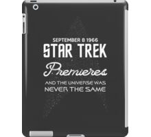 STAR TREK 50TH ANNIVERSARY iPad Case/Skin