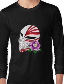 Ichigo's mask Long Sleeve T-Shirt