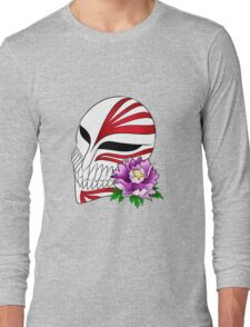 Ichigo's mask Long Sleeve T-Shirt