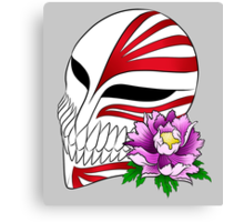 Ichigo's mask Canvas Print