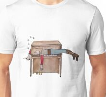 Sleepy Keith Emerson Unisex T-Shirt