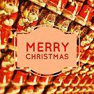 Merry Christmas Card by Edward Fielding