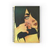 Nascosti tra i capelli Spiral Notebook
