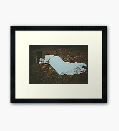 As You Are Framed Print