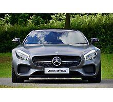Mercedes SLS AMG Photographic Print