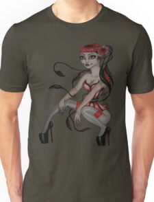 japanese tentacle hair  Unisex T-Shirt